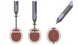 snap-off screws - headed and snap-off screws